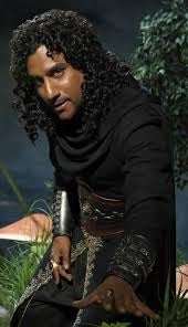 Illustration for article titled I can't stop looking at Naveen Andrews.