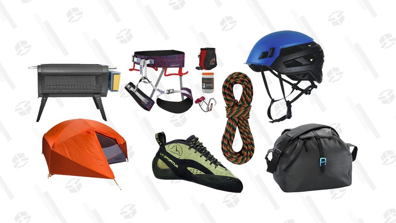20% Off Full-Price Backcountry Climbing and Camping Gear | Backcountry | Promo code CLIMBCAMP20