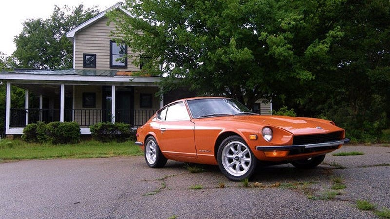 Ten Classic Cars For Under