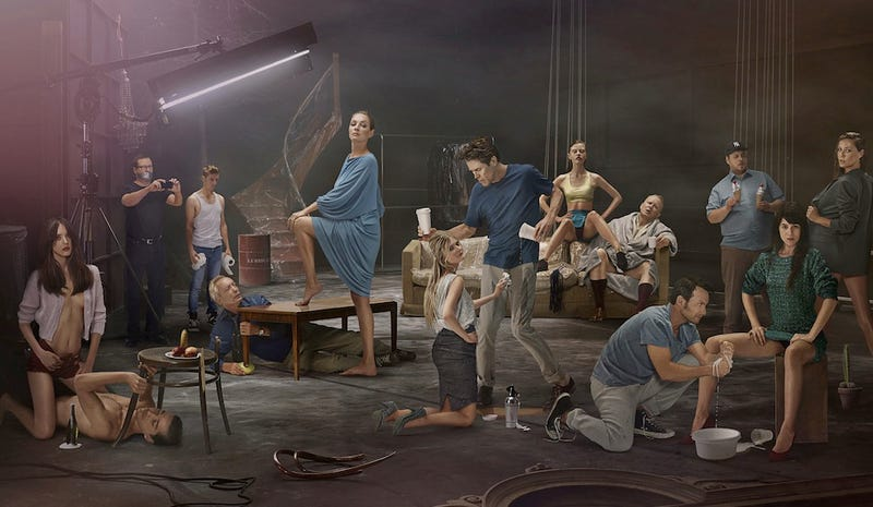 Illustration for article titled Lars Von Trier se apunta al porno digital en su último film