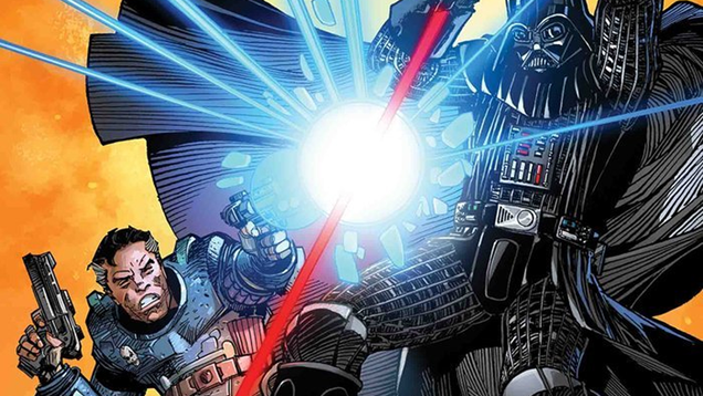 Marvel Is Reviving Its Classic Star Wars Comic, for One Issue Only