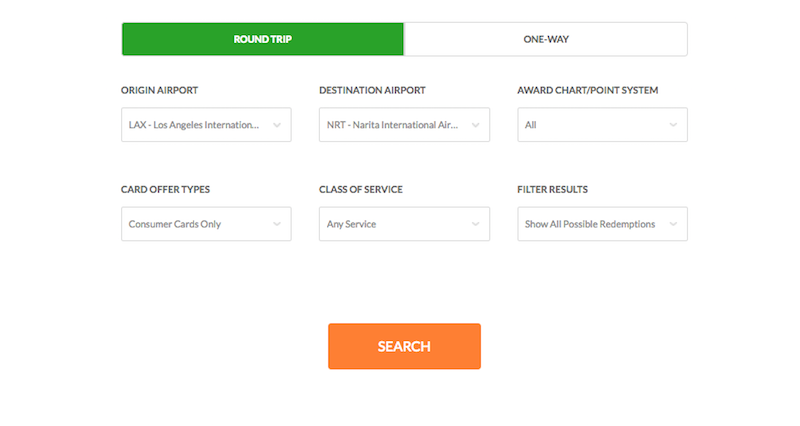 Find the Right Travel Hacking Credit Card With This Search Tool