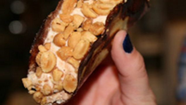 How To Make A Choco Taco Recipe — Dishmaps