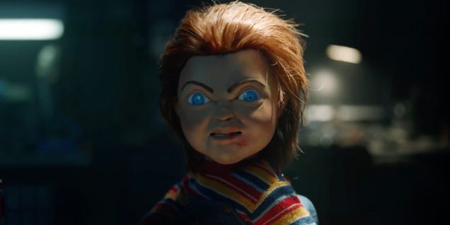 Chucky may be wi-fi enabled in the new Child's Play, but it's hardly an upgrade
