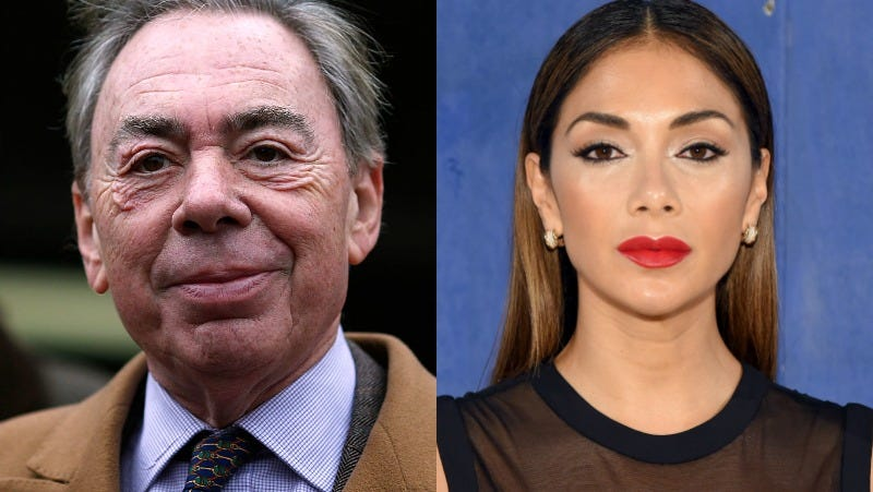 Illustration for article titled FEUD!!! Nicole Scherzinger and Andrew Lloyd Webber Squabble Over Cats Spat