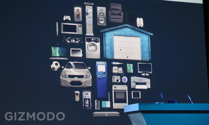 Illustration for article titled Llega Project Brillo, el Android para el hogar conectado