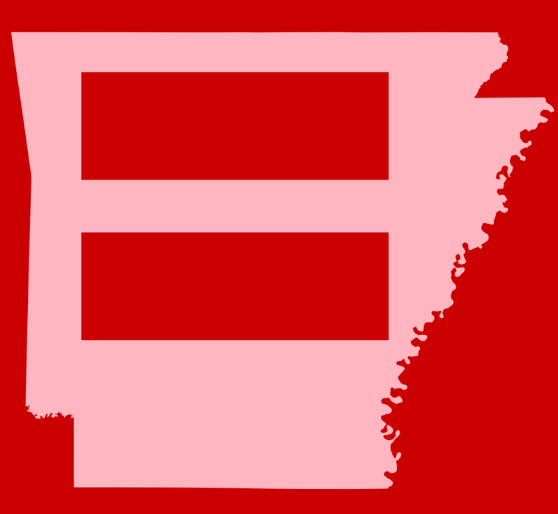 Illustration for article titled Arkansas Judge Strikes Down Same-Sex Marriage Ban
