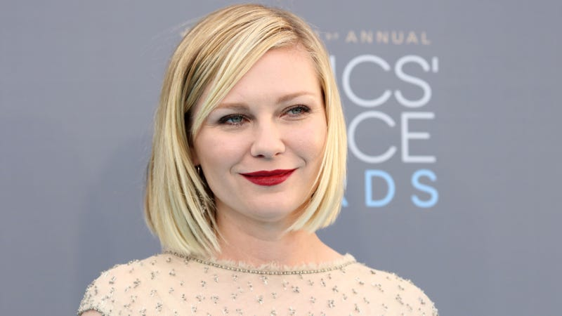"Illustration for article titled Kirsten Dunst has some thoughts on that tweet that called her ""Spider-Man's girlfriend"""