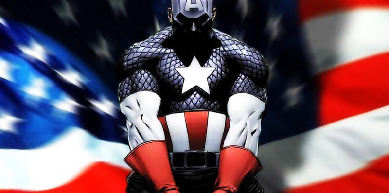Illustration for article titled 20 Great American Superheroes To Share Your Holiday With