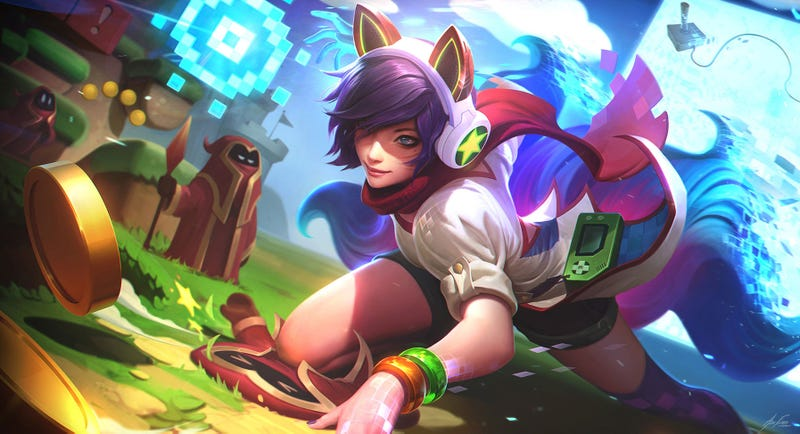 Illustration for article titled Lookin' Good, League Of Legends