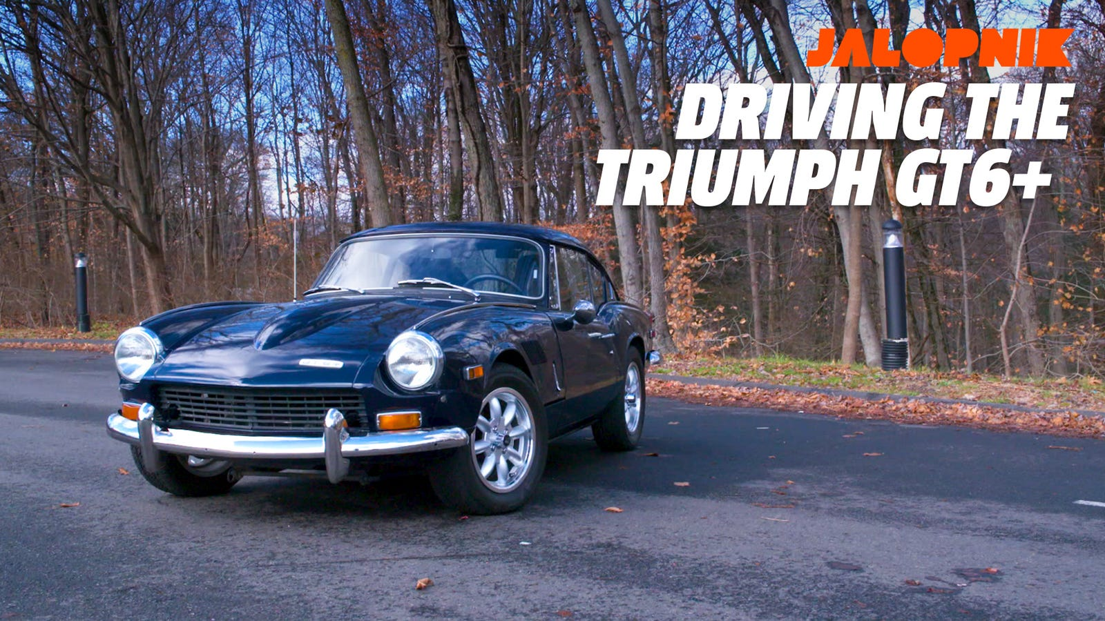 The Triumph Gt6 Is Proof Old British Sports Cars Are Worth It