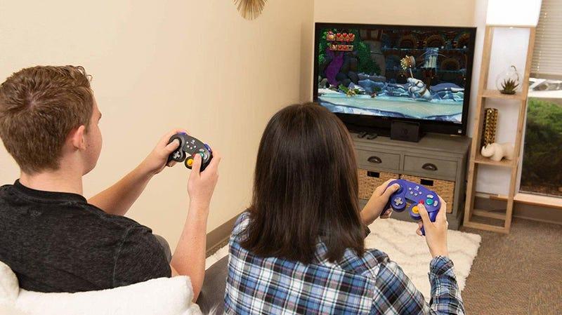 PowerA Wireless GameCube Controller For Switch | $37 | Amazon