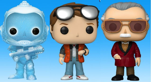 All the Sensational SDCC 2020 Funko Pops and Where to Buy Them