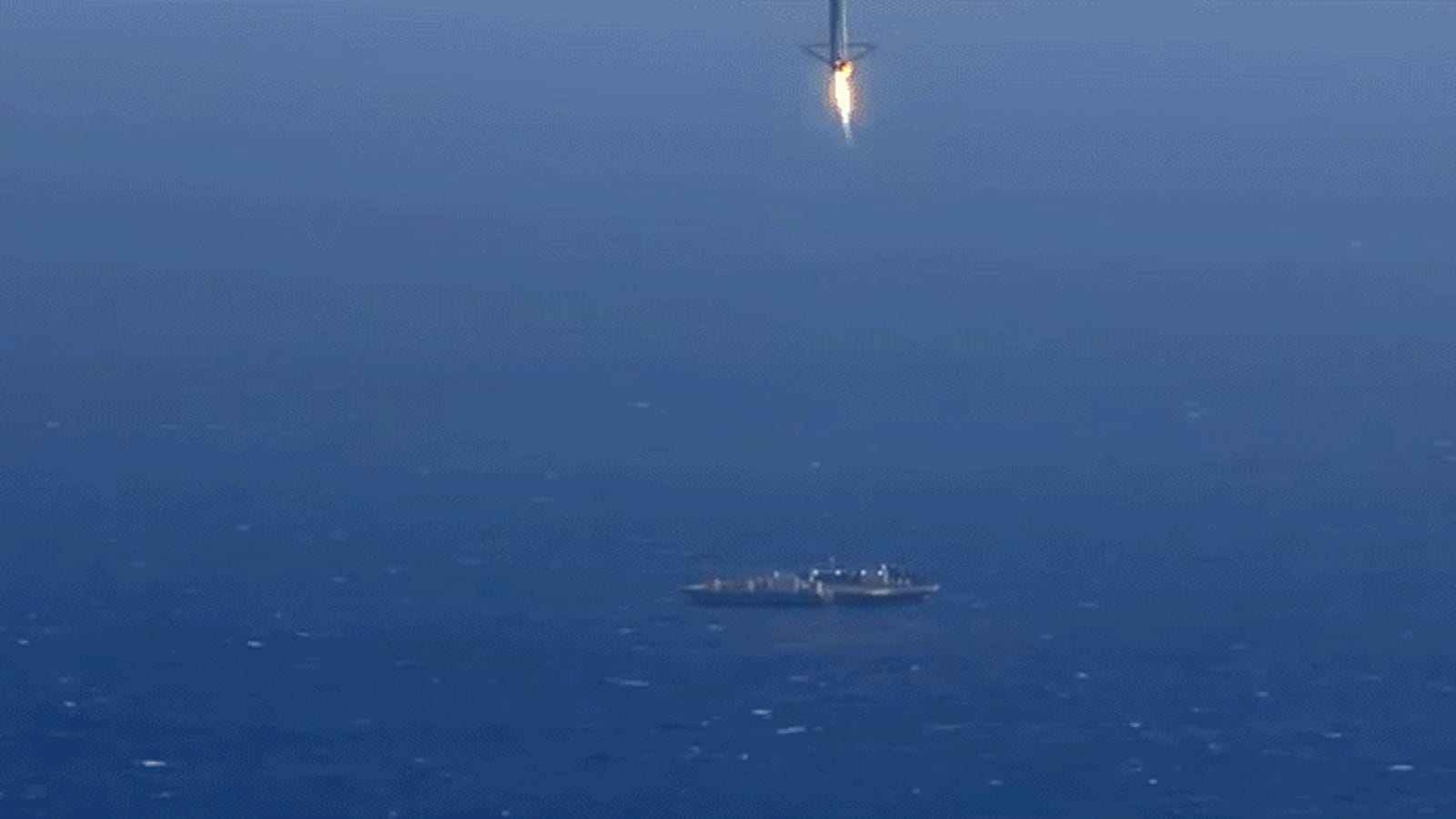 Watch This Compilation of SpaceX Launches for the Crashes