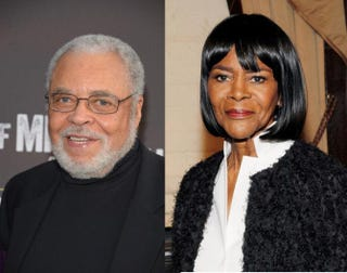 James Earl Jones; Cicely TysonMichael Loccisano/Getty Images; Mireya Acierto/Getty Images