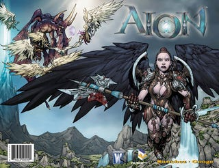 Illustration for article titled And Now DC Comics Does Aion