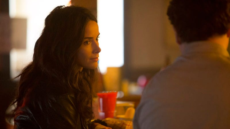 Illustration for article titled Does Rectify's Abigail Spencer think her on-screen brother is guilty?