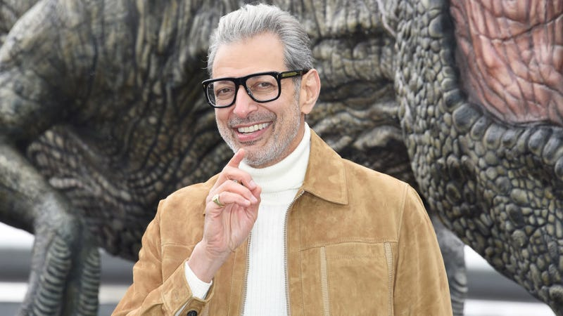 Illustration for article titled Jeff Goldblum finds a way to record his first jazz album