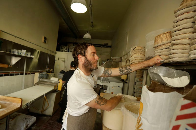 Tartine Bakery, AP Images