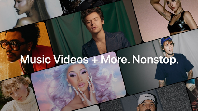 How to Watch Apple TV s New MTV-Style Music Channel