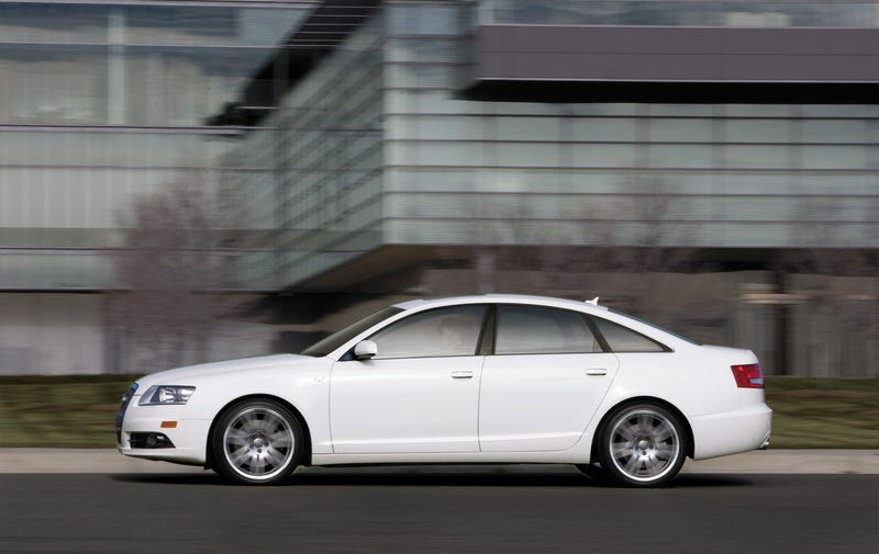 Illustration for article titled 2005 Audi A6 3.0 V6 with 35K Miles.