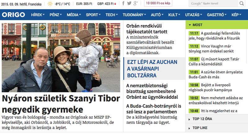 Illustration for article titled Nem minden Lajos és Viktor, vannak aranyos hírek is a magyar politikában