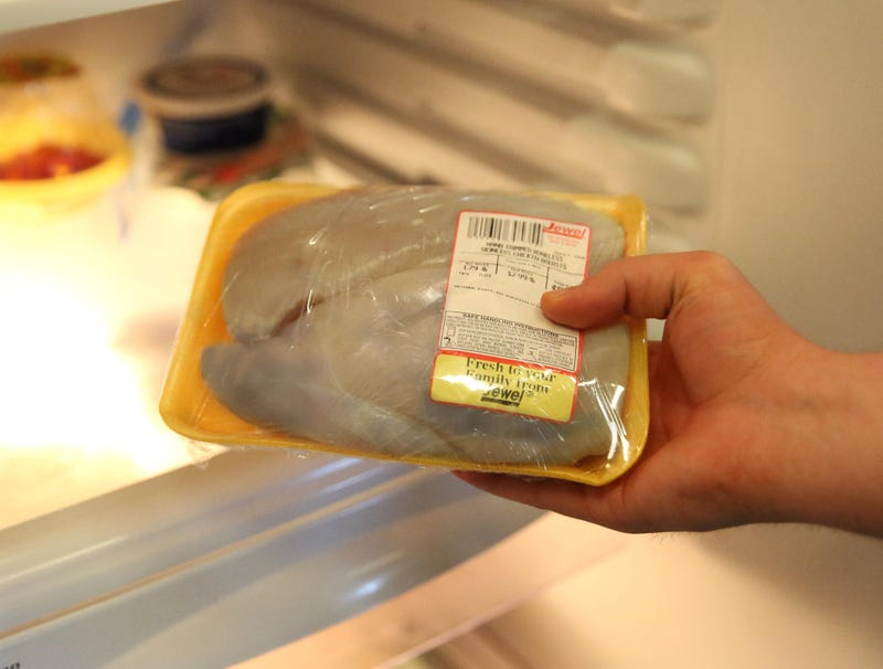 Illustration for article titled Factory Farm Chicken Rounds Out Miserable Existence By Going Bad In Man's Refrigerator