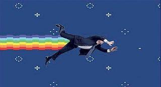 Illustration for article titled Komoly felfedezést tett a Blikk Nyan Cat ügyében