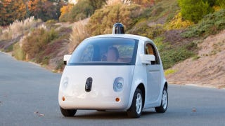 Illustration for article titled This Is The First 'Real' Build Of Google's Self-Driving Car