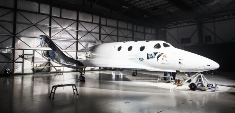 Illustration for article titled Este es el nuevo SpaceShipTwo de Virgin Galactic con el que quieren hacer turismo espacial