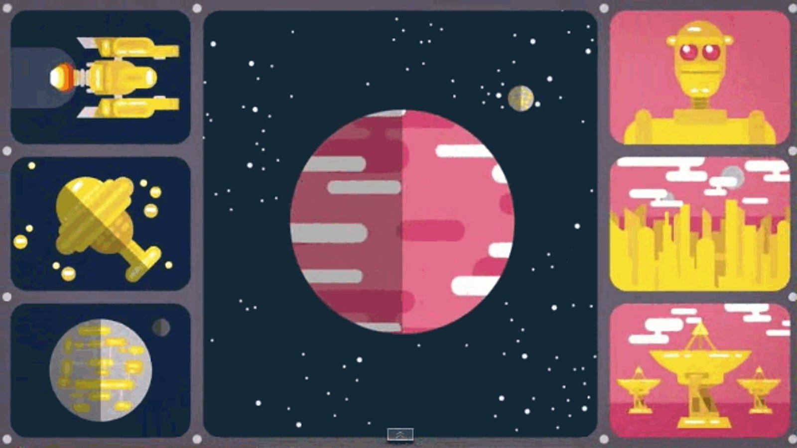 This Animated Explanation Of The Fermi Paradox Is Fantastic