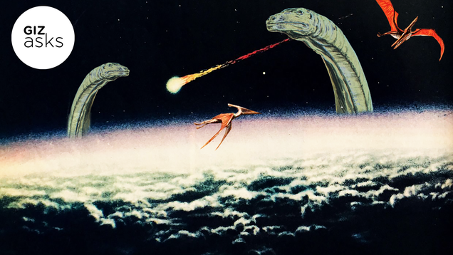 What If the Asteroid Never Killed the Dinosaurs?