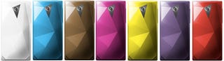 Illustration for article titled HTC Touch Diamond Pops Up in Seven Colors