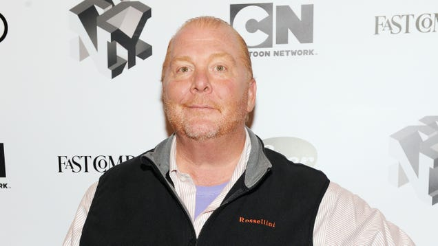 Mario Batali is being charged with indecent assault