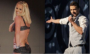 Illustration for article titled Britney Vs. Justin: A Case Study