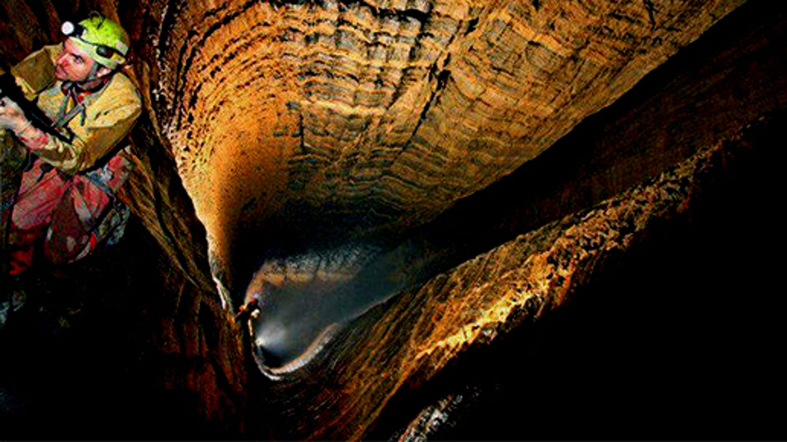 The Complete Map To Earth S Deepest Cave 7 208 Feet Deep 8 Miles Long
