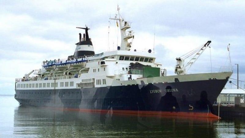 Illustration for article titled Un buque fantasma ruso reaparece tras un mes perdido en el Atlántico