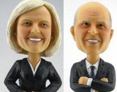Illustration for article titled California Bobblehead Proxy Election Was Fixed