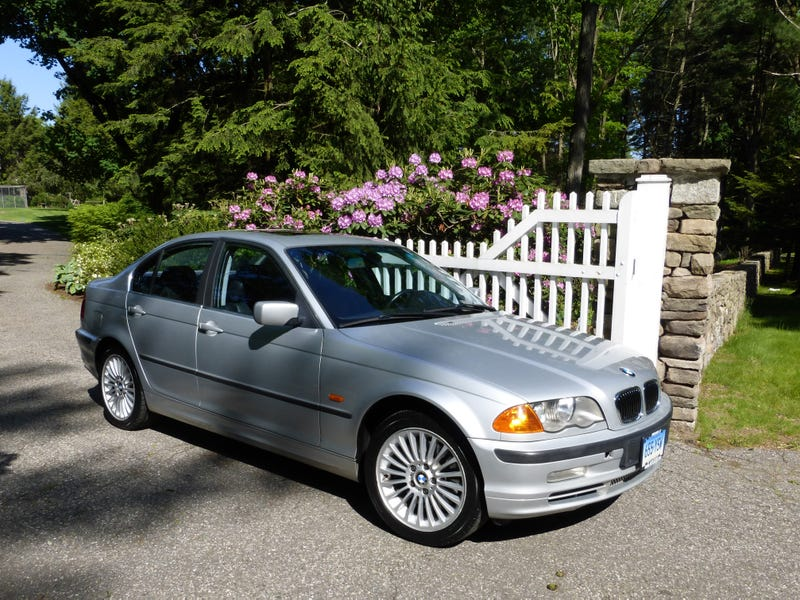 2001 BMW 330xi: The Opposite Lock Review