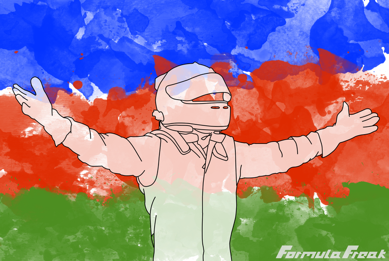 Illustration for article titled Drive of the Race - Azerbaijan Grand Prix