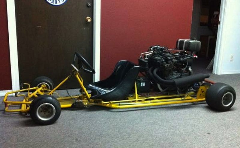 Cheap Used Jet Skis For Sale >> For $1,750, Put the Kart Before The Horsepower