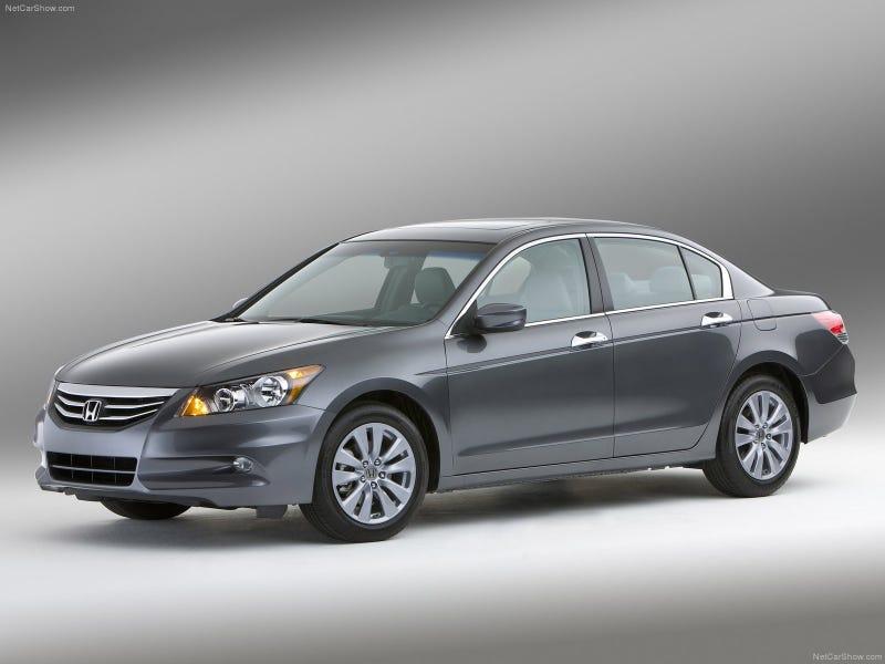 Illustration for article titled Pics Aplenty: Honda releases boatlode of Accord SE Sedan images