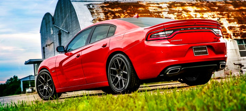 Illustration for article titled The Dodge Charger Hellcat Is Almost Certainly Coming Tomorrow