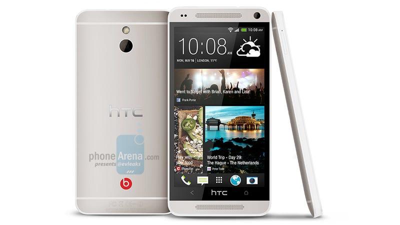 Illustration for article titled HTC podría lanzar una versión más pequeña y barata del HTC One
