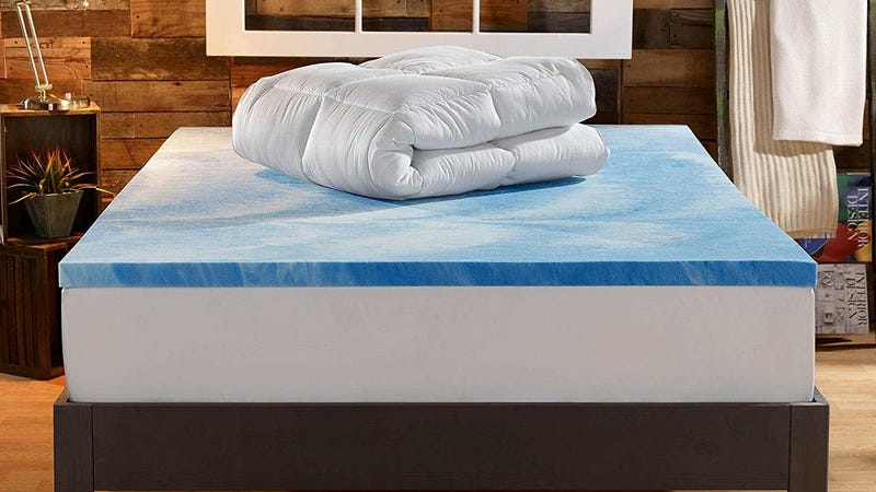 You'll Sleep Like a Baby When You Buy a Mattress Topper for 20% Off