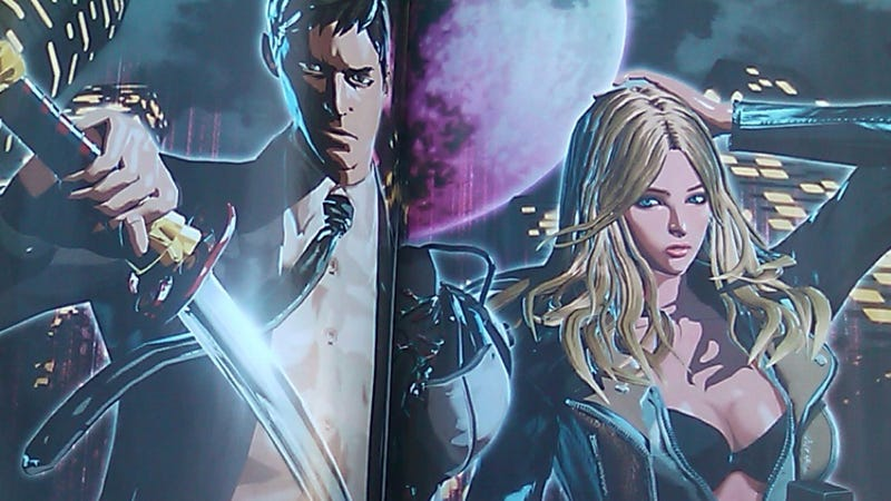 Illustration for article titled First Details about Killer Is Dead, the New Game from No More Heroes' Creator