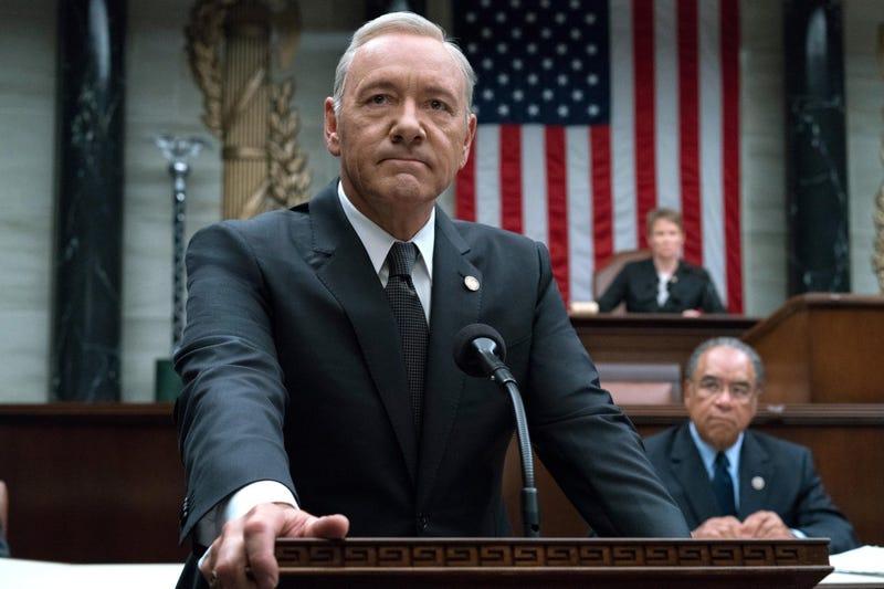 Illustration for article titled Netflix paraliza la producción de House of Cards tras las acusaciones de acoso sexual de Kevin Spacey