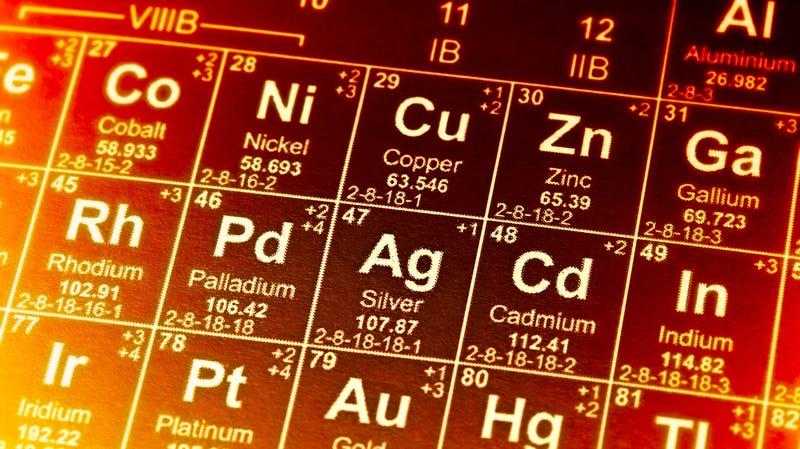 Un Nuevo Elemento Qu 237 Mico Superpesado El Ununseptio Ya