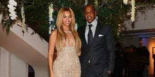 Jay-Z and Beyoncé (Getty Images)