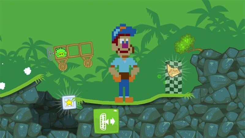 Illustration for article titled This Week's iPhone Charts: Can Felix Fix the Bad Piggies?